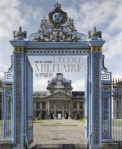L'école militaire à Paris - Couverture - Format classique
