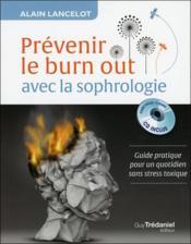 telecharger Prevenir le burn out avec la sophrologie livre PDF en ligne gratuit