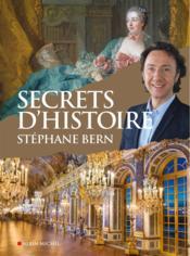 Secrets d'histoire illustrés - Couverture - Format classique