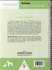 Comportement - 4ème de couverture - Format classique