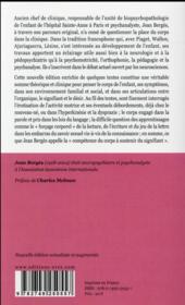 Le corps dans la neurologie et la psychanalyse : leçons cliniques d'un psychanalyste d'enfants - 4ème de couverture - Format classique