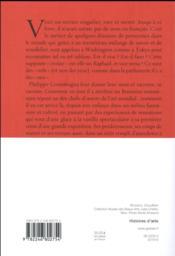 Histoires d'oeils - 4ème de couverture - Format classique