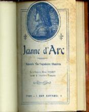 Jeanne D'Arc - Nouvelle Vie Populaire Illustree. - Couverture - Format classique