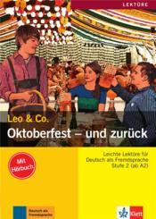 Leo & Co. ; allemand ; A2 ; oktoberfest - und zurück - Couverture - Format classique