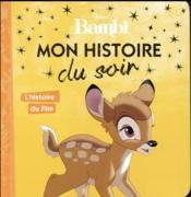Bambi ; l'histoire du film - Couverture - Format classique