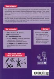 FLE ; les 100 pièges du français ; B1>B2 - 4ème de couverture - Format classique