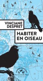 Habiter en oiseau - Couverture - Format classique