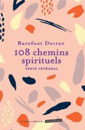 108 chemins spirituels - Couverture - Format classique