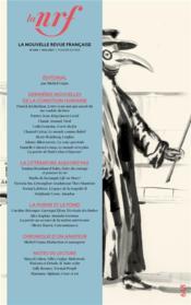 La nouvelle revue francaise N.648 - Couverture - Format classique