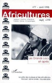 Revue Africultures N.7 ; Les Grands Lacs Et Après - Couverture - Format classique