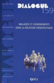 Dialogue N.159 - Couverture - Format classique