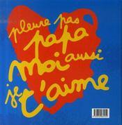 Le plus beau livre du monde pour mon papa chéri d'amour - 4ème de couverture - Format classique