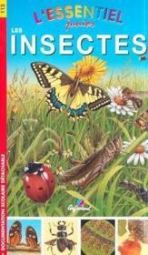 Les insectes - Couverture - Format classique