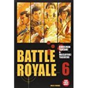 Battle royale t.6 - Couverture - Format classique