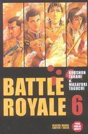 Battle royale t.6 - Intérieur - Format classique