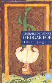 Itineraire Initiatique D Edgar Poe - Intérieur - Format classique