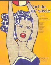 L'art du 20eme siecle t02 1939-2002 - (relie) - Intérieur - Format classique