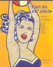 L'art du 20eme siecle t02 1939-2002 - (relie) - Couverture - Format classique