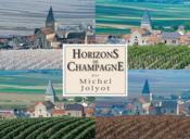 Horizons de Champagne - Couverture - Format classique