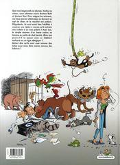 Les vétos t.1 ; garrot gorille - 4ème de couverture - Format classique