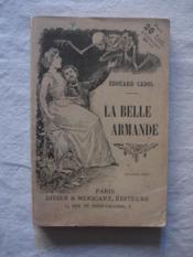La belle Armande - Couverture - Format classique