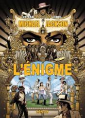 Michaël Jackson, l'énigme - Couverture - Format classique
