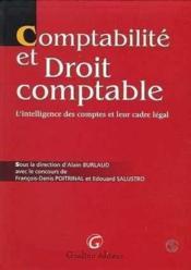 Comptabilite et droit comptable - Couverture - Format classique