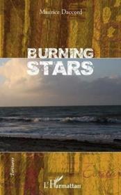 Burning stars - Couverture - Format classique