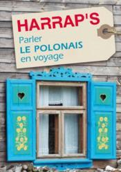 Parler le polonais en voyage - Couverture - Format classique
