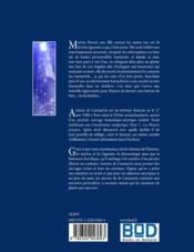 Traité établissant une constitution vampirique t.1 ; la pieuvre pourpre - 4ème de couverture - Format classique