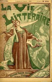 La Vengeance Du Calabrais. La Vie Litteraire. - Couverture - Format classique