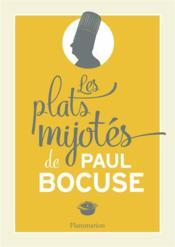 Les plats mijotes de Paul Bocuse - Couverture - Format classique
