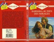 Barbara Au Pays Des Mirages - Texas Gold - Couverture - Format classique