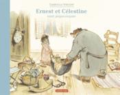 Ernest et Célestine vont pique-niquer - Couverture - Format classique
