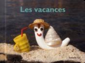 Les vacances - Couverture - Format classique