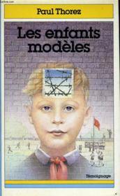 Les Enfants Modeles - Couverture - Format classique