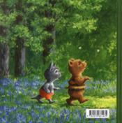 Lou p'tit Loup et les abeilles - 4ème de couverture - Format classique