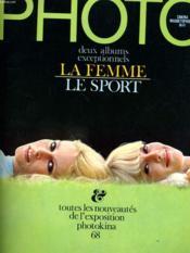 Photo N° 13 - Deux Albums Exceptionnels - La Femme - Le Sport - Toutes Les Nouveautes De L'Exposition Photokina 68 - Couverture - Format classique