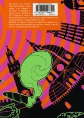 Jabberwocky t.2 - 4ème de couverture - Format classique