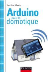 Arduino pour la domotique - Couverture - Format classique