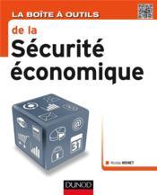 La boîte à outils ; la sécurité économique - Couverture - Format classique