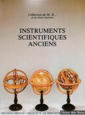 Collection de M.R. et divers amateurs .Instruments de chirurgie humaine et vétérinaire - Couverture - Format classique