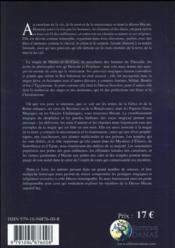 Hécate ; au seuil du sanctuaire - 4ème de couverture - Format classique