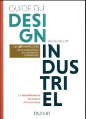 Manuel de design industriel ; les 10 étapes clés, de la conception au lancement commercial - Couverture - Format classique