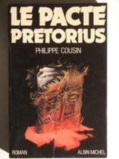 Le Pacte Pretorius - Couverture - Format classique