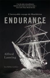 Endurance, l'incroyable voyage de Shackleton - Couverture - Format classique
