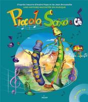 Piccolo, Saxo et compagnie - Couverture - Format classique