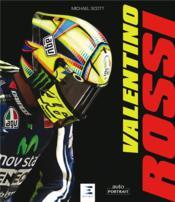 Valentino Rossi (2e édition) - Couverture - Format classique