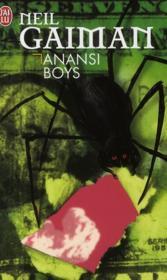 Anansi boys - Couverture - Format classique