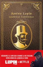 Arsène Lupin, gentleman cambrioleur - Couverture - Format classique
